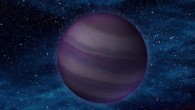 An artist's conception of a Y dwarf (NASA/JPL)