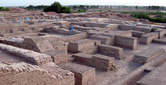 Study Suggests Climate Change Led to Collapse of Harappan ...