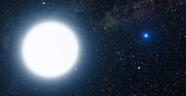 White Dwarfs Can Mimic Black Holes, Astronomers Claim ...