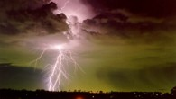 Thunderstorms can produce an exotic kind of electrical breakdown that involves high-energy electrons and their anti-matter equivalent called positrons (University of Minnesota)