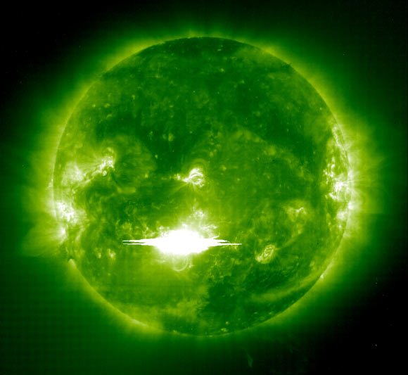Scientists Detect Antimatter Particles in Solar Flares