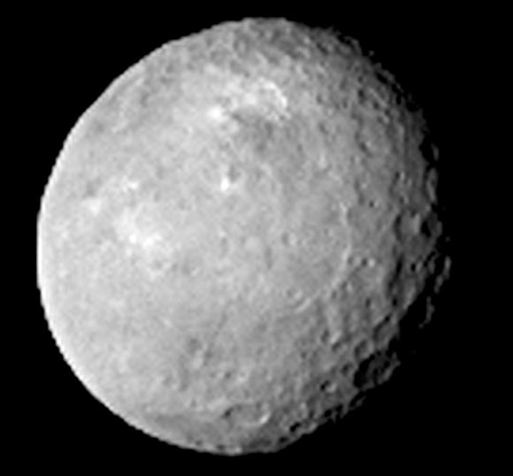 NASA's Dawn Returns New Images of Ceres   Space ...