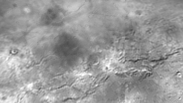 NASA Releases Global Map of Pluto\'s Moon Charon   Space Exploration ...