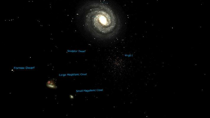 other galaxies discovered - photo #20