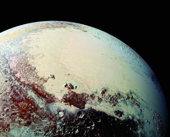 Pluto can get the status of the ninth planet