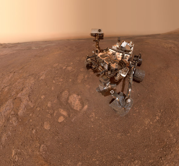NASA's Curiosity rover finds new methane spike on Mars