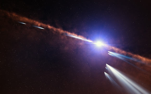 TESS Successfully Completes First Year of Science Operations Image_7202-Beta-Pictoris-Exocomets