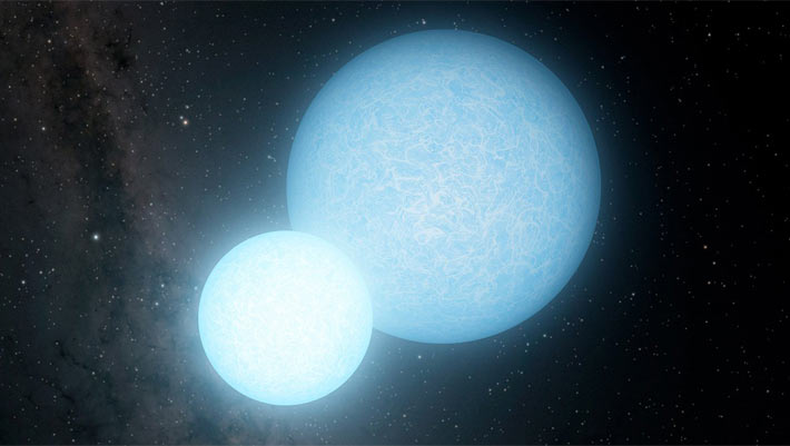 White Dwarfs are Primary Source of Carbon in Milky Way, Astronomers Say | Astronomy - Sci-News.com