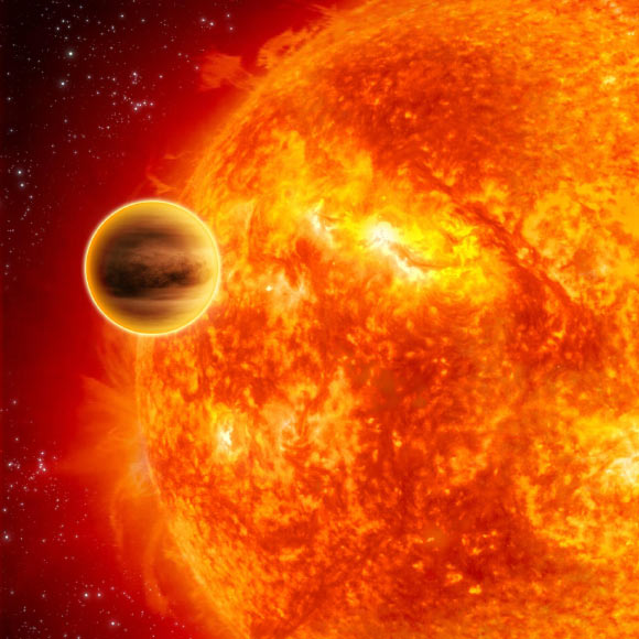 Hot Jupiters Have Rocky Clouds on Their Nightsides