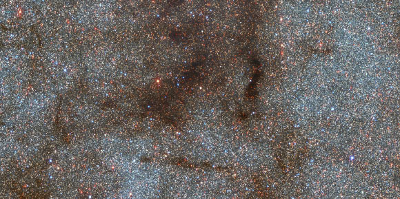 Milky Way's Central Bulge Stars Formed in Single Burst of Formation over 10 Billion Years Ago