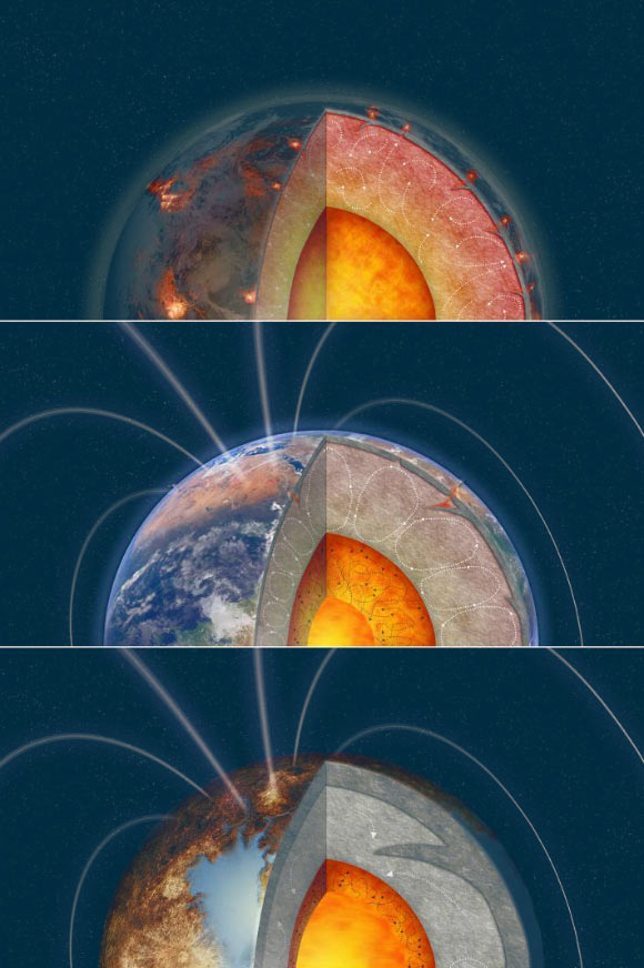 Internal Heating from Radioactive Elements May Be Crucial to Planet Habitability, Study Says