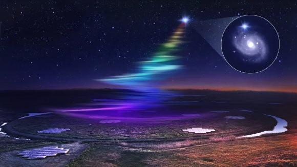 LOFAR reveals the latest frequencies of fast bursts to date  Astronomy