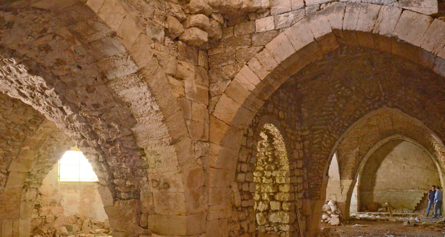 Archaeologists Find Impressive Building of Hospitaller ...