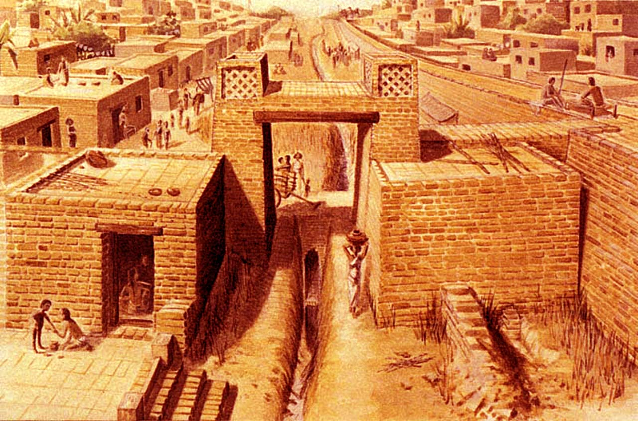 The Extensive Indus Valley Sites of Gujarat