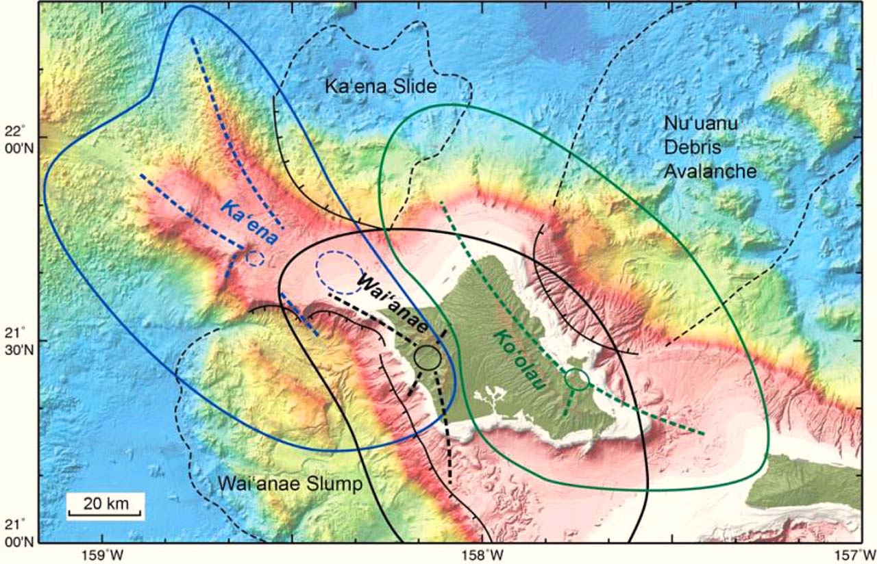 Ka'ena: Scientists Discover New Underwater Volcano on ...