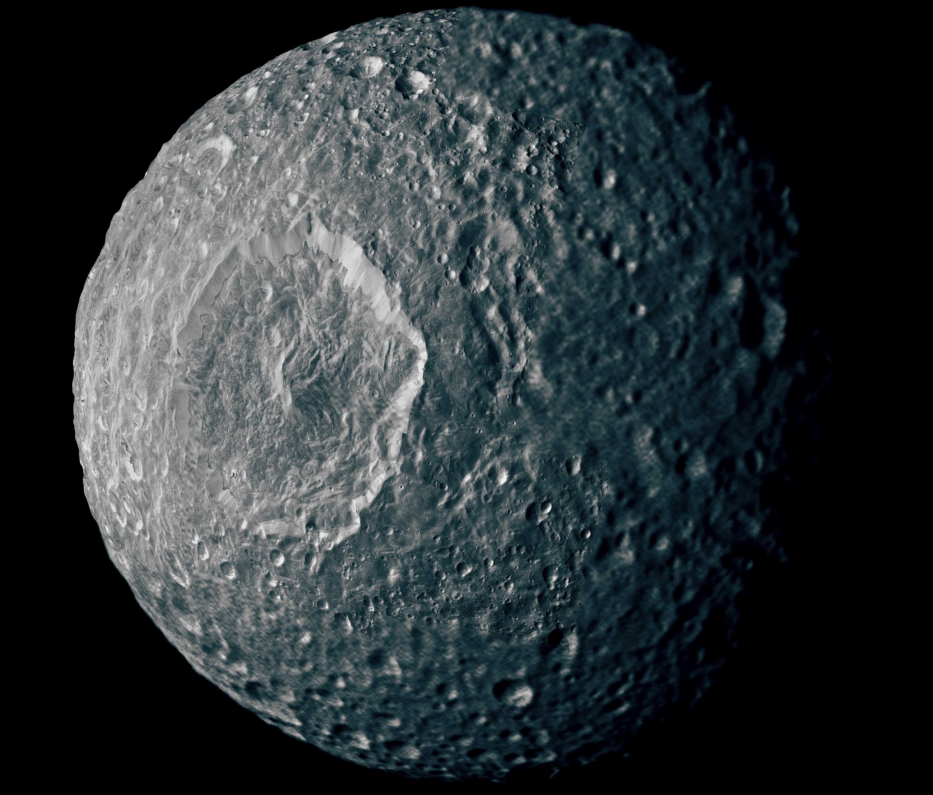 Saturn S Moon Mimas May Have Life Friendly Underground