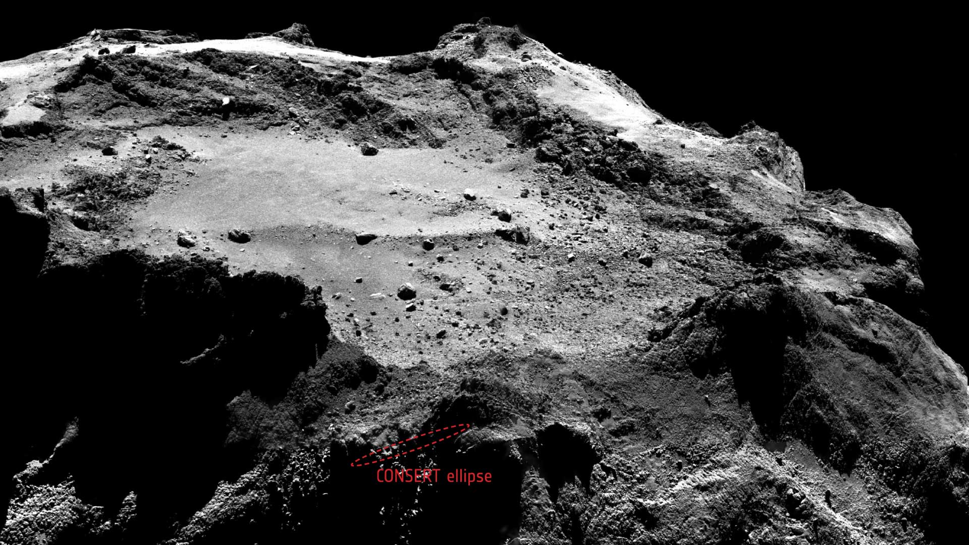 philae rosetta location - photo #15