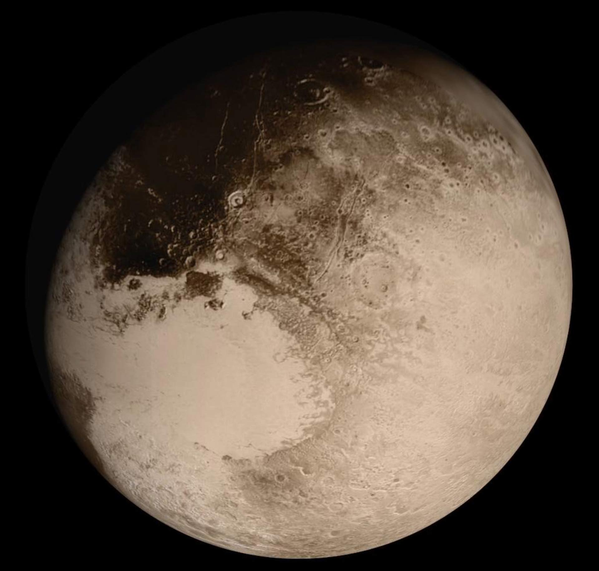 NASA Releases Animation of New Horizons' Flight through ...