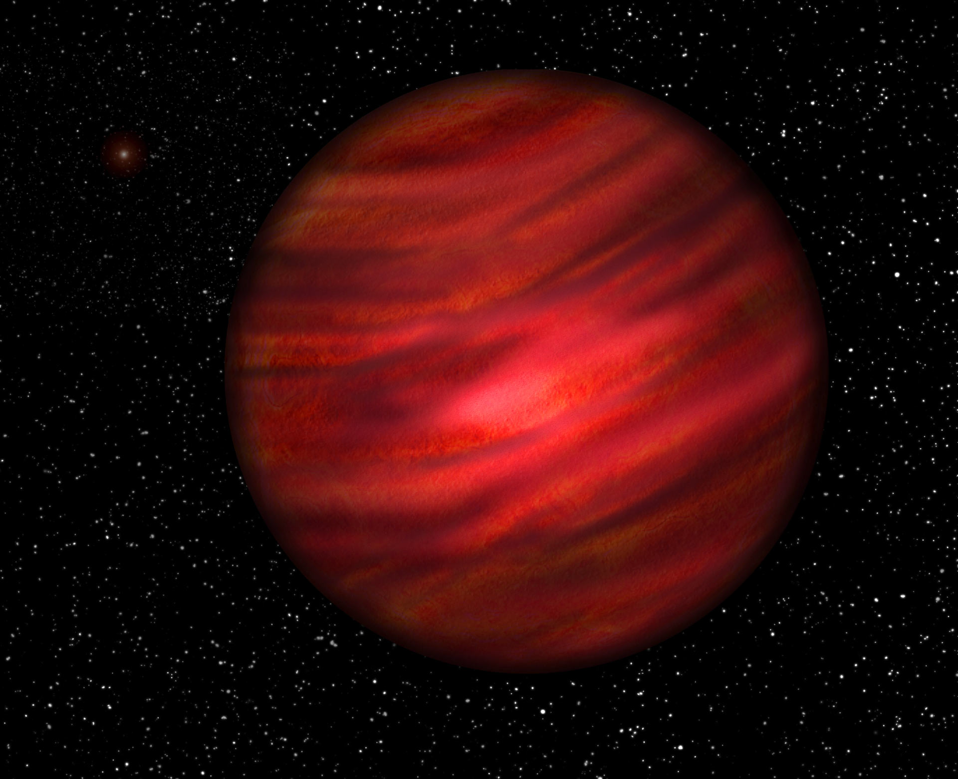 Astronomers Discover Planet wi...