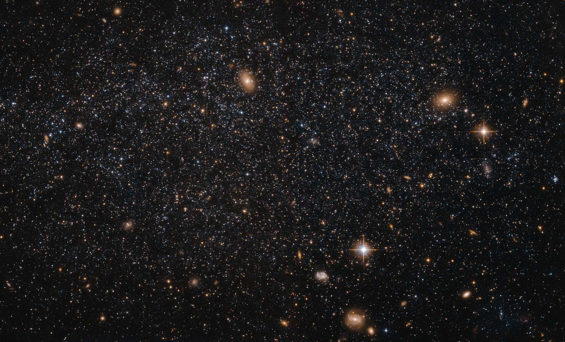 Hubble Space Telescope Photographs Nearby Dwarf Galaxy Leo ...
