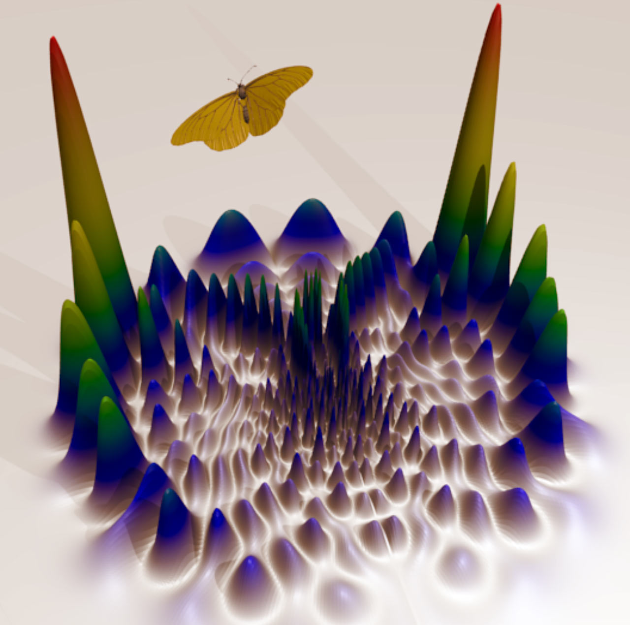 physicists observe butterfly rydberg molecule for first time