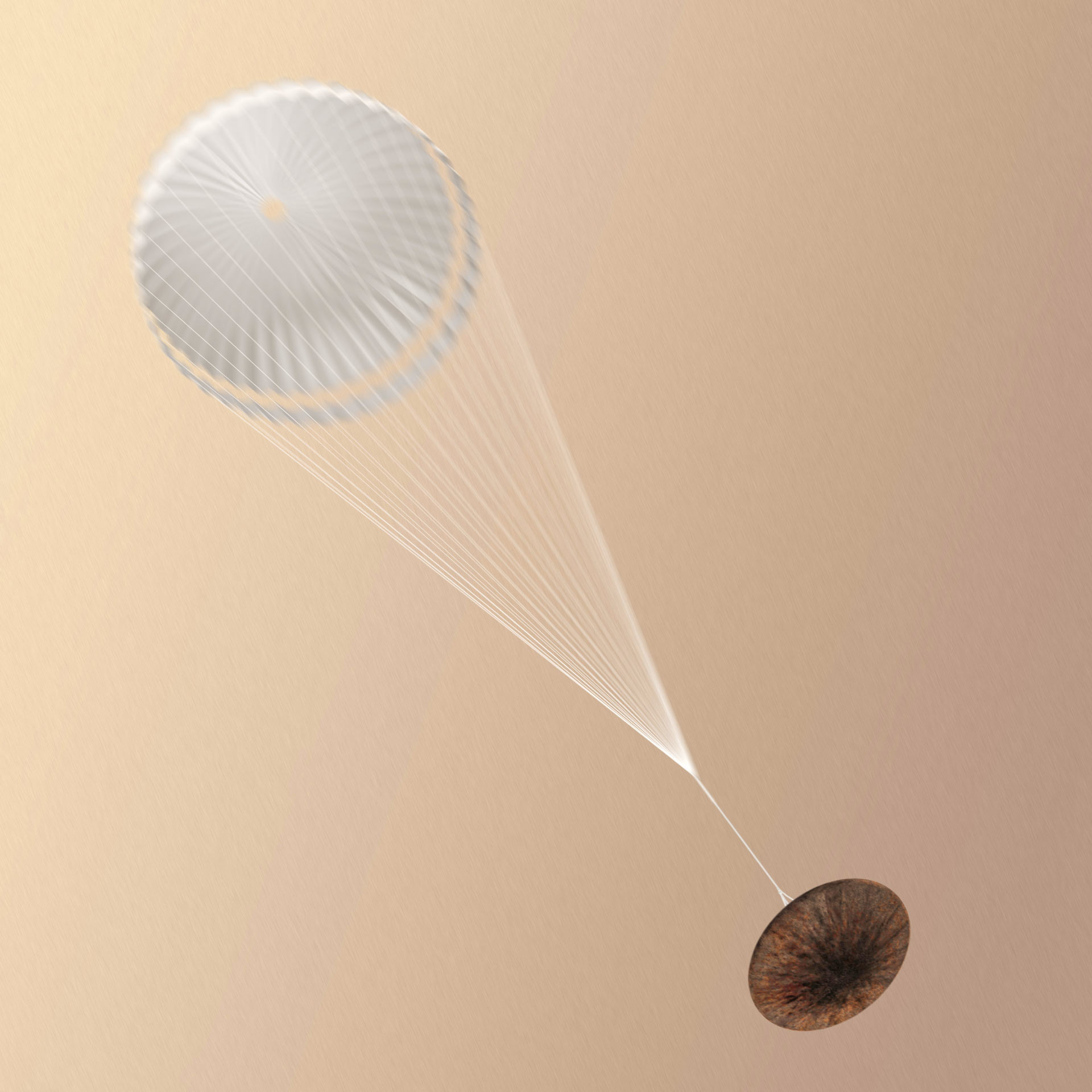 Europe's Mars lander crashed after misjudging altitude