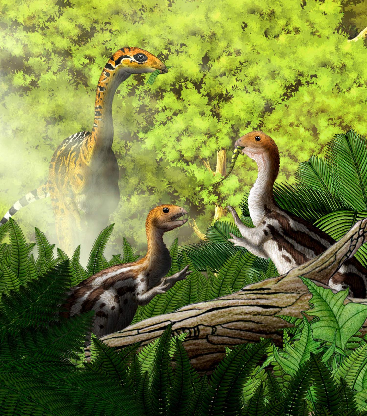 When Dinosaurs Ruled Birth Of The Giants
