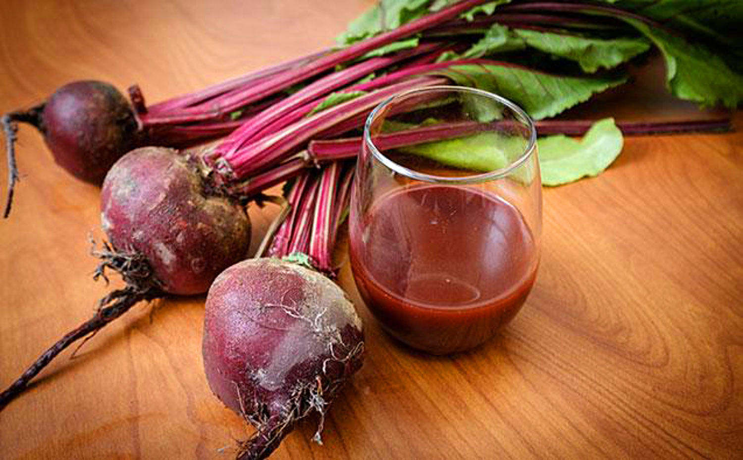 Drink beetroot juice and exercise for a 'younger' brain