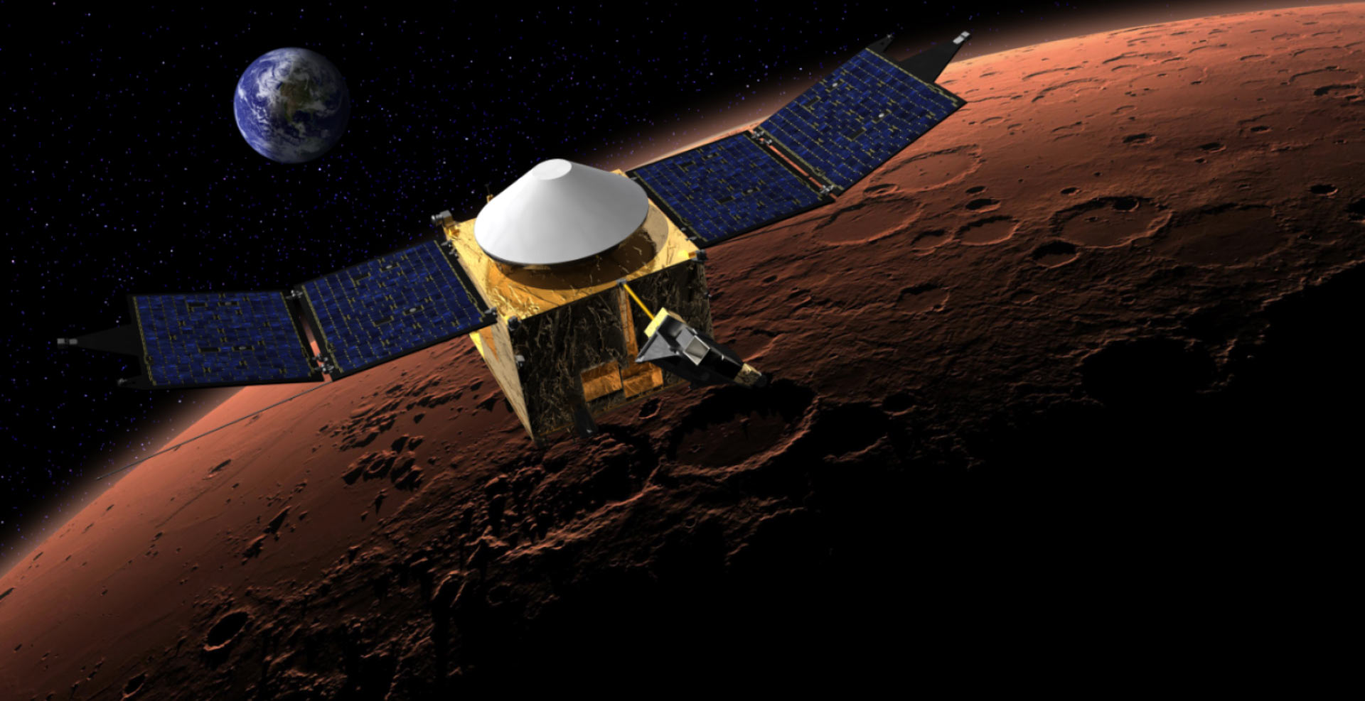 NASA's MAVEN Mission Celebrates 1,000 Earth Days in Orbit ...