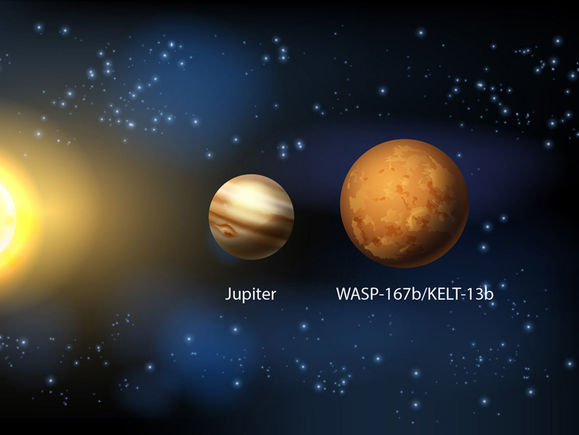 NASA's Hubble detects Exoplanet with glowing water atmosphere