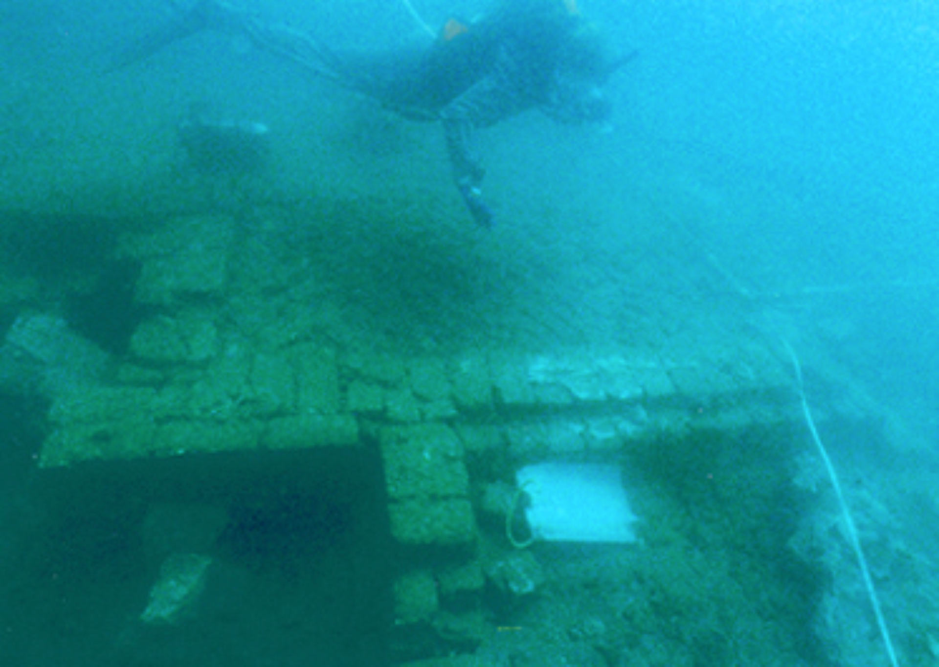 Underwater archaeologists uncovering secrets of sunken pirate city archaeology sci - Centre d imagerie medicale port royal ...