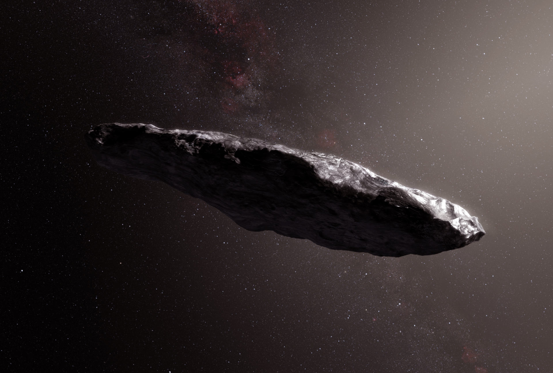 Alien object 'Oumuamua may have come from one of these stars