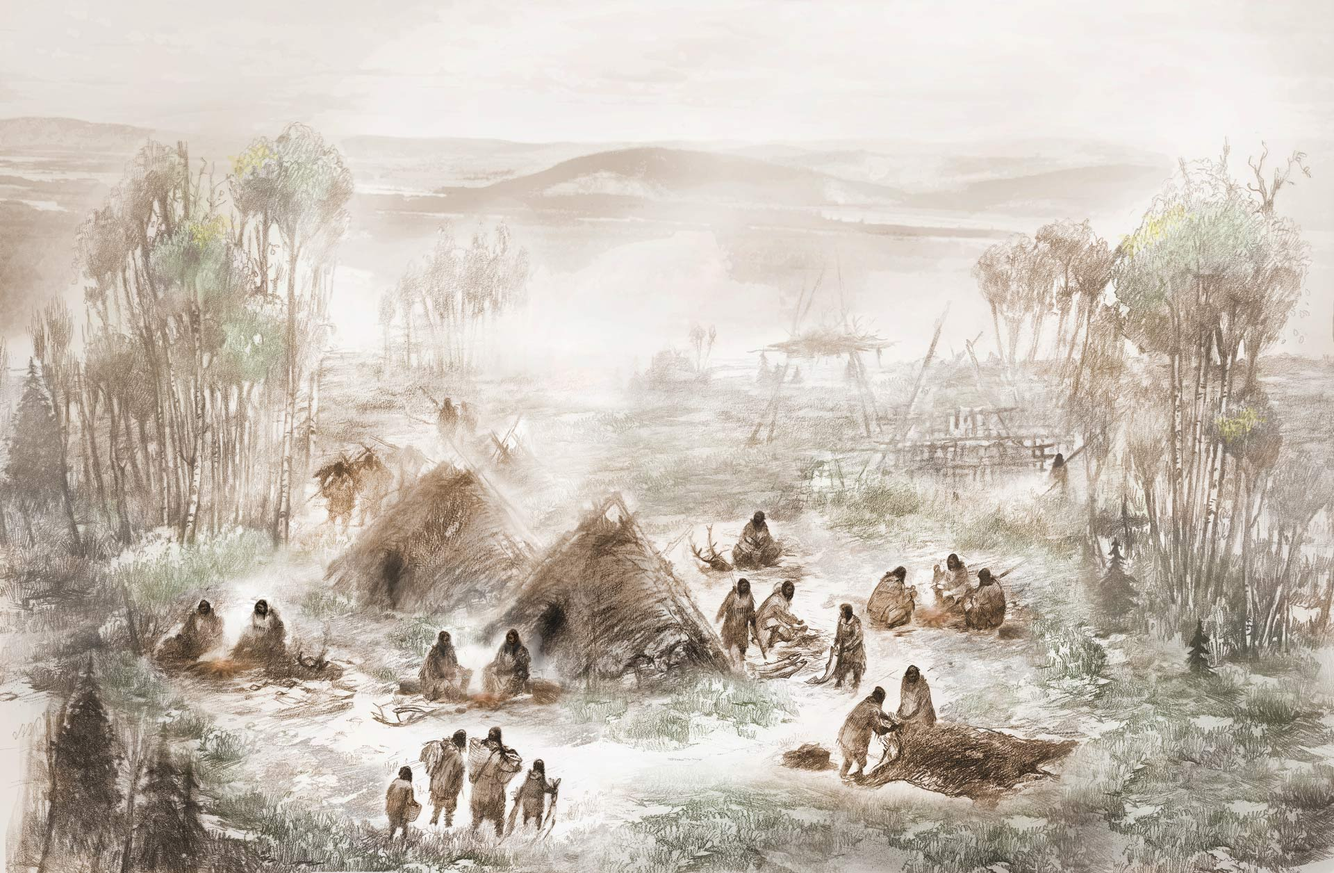 Baby Skeleton Reveals Genetic History Of Native Americans And Mysterious Migration