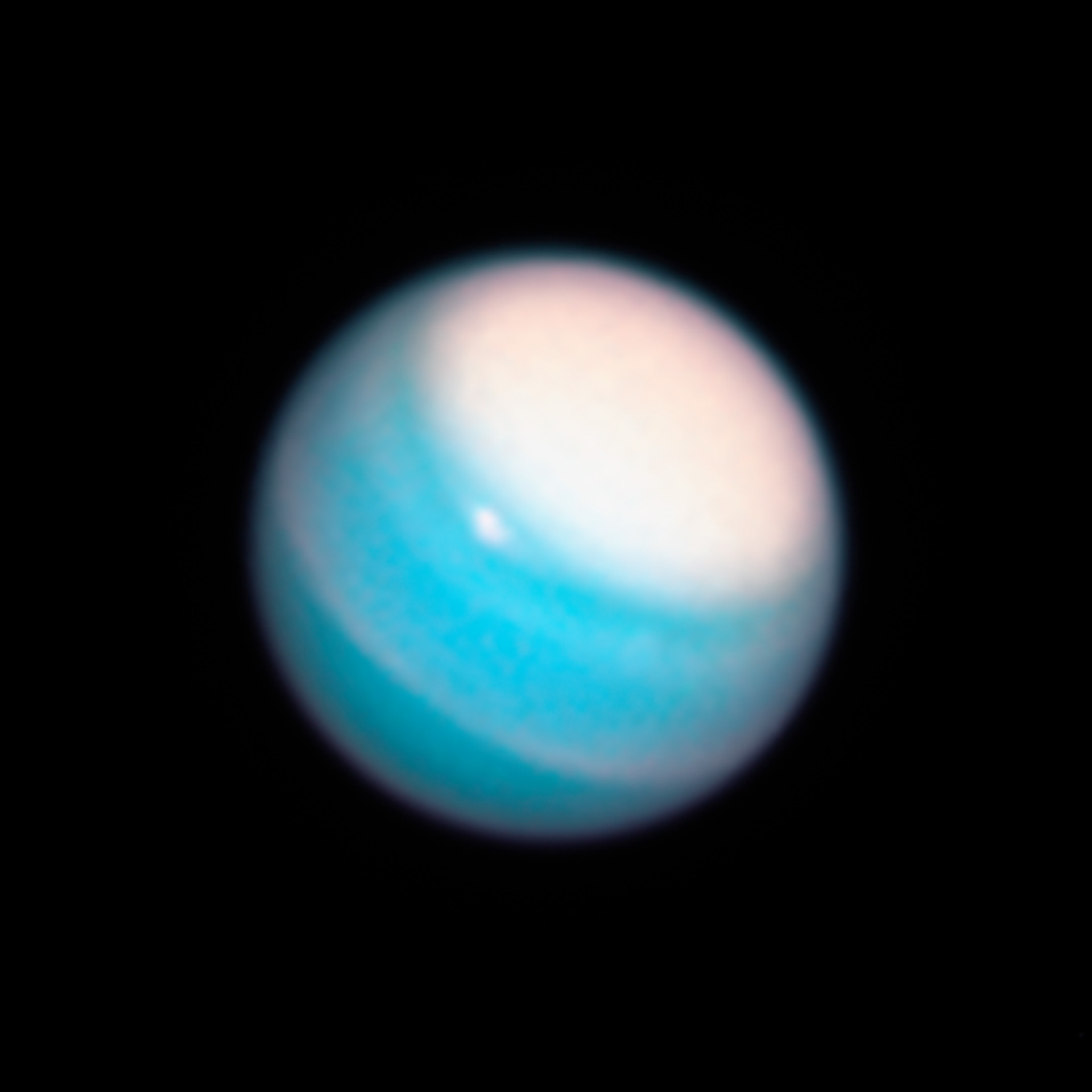 Nasa spots mysterious storm clouds gathering over Uranus and Neptune