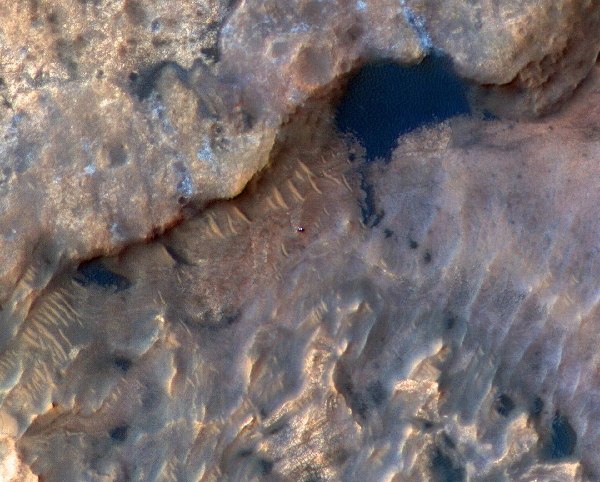 Mars scientists discover way to MAKE Red Planet more habitable