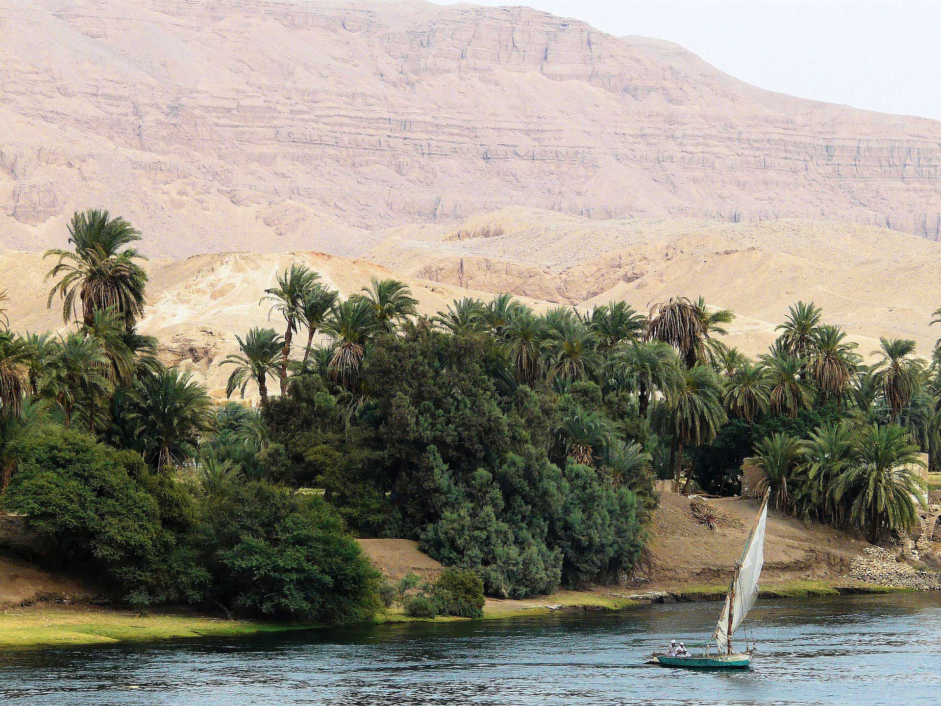 Scientists find eternal Nile to be more ancient than previously thought