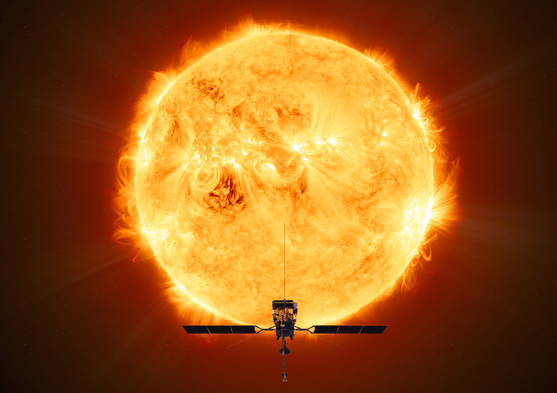 Solar orbiter takes off to capture first look at Sun`s poles
