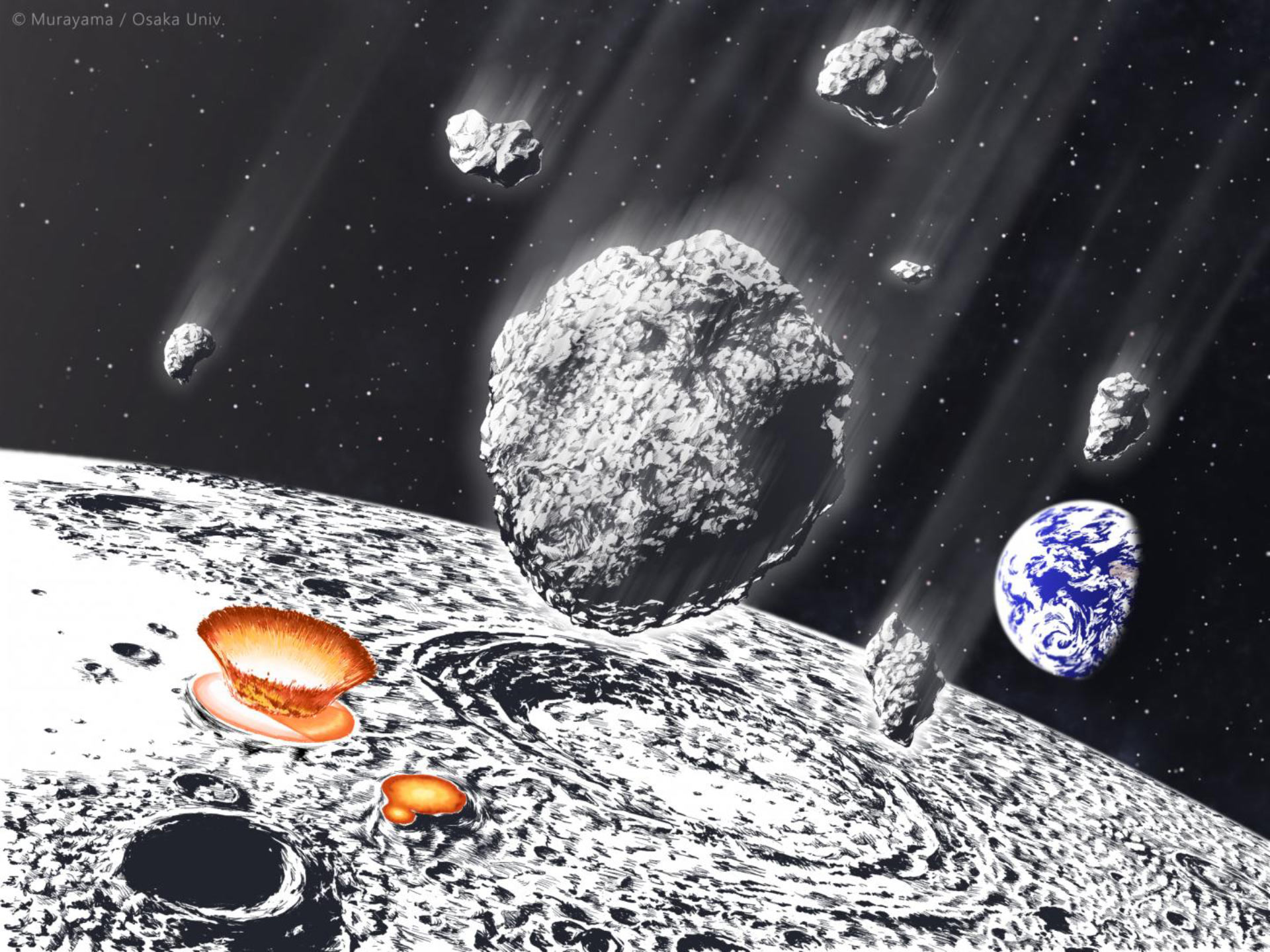Moon May Have Fragments Of Ancient Venus On Its Surface Planetary Science Space Exploration Sci News Com