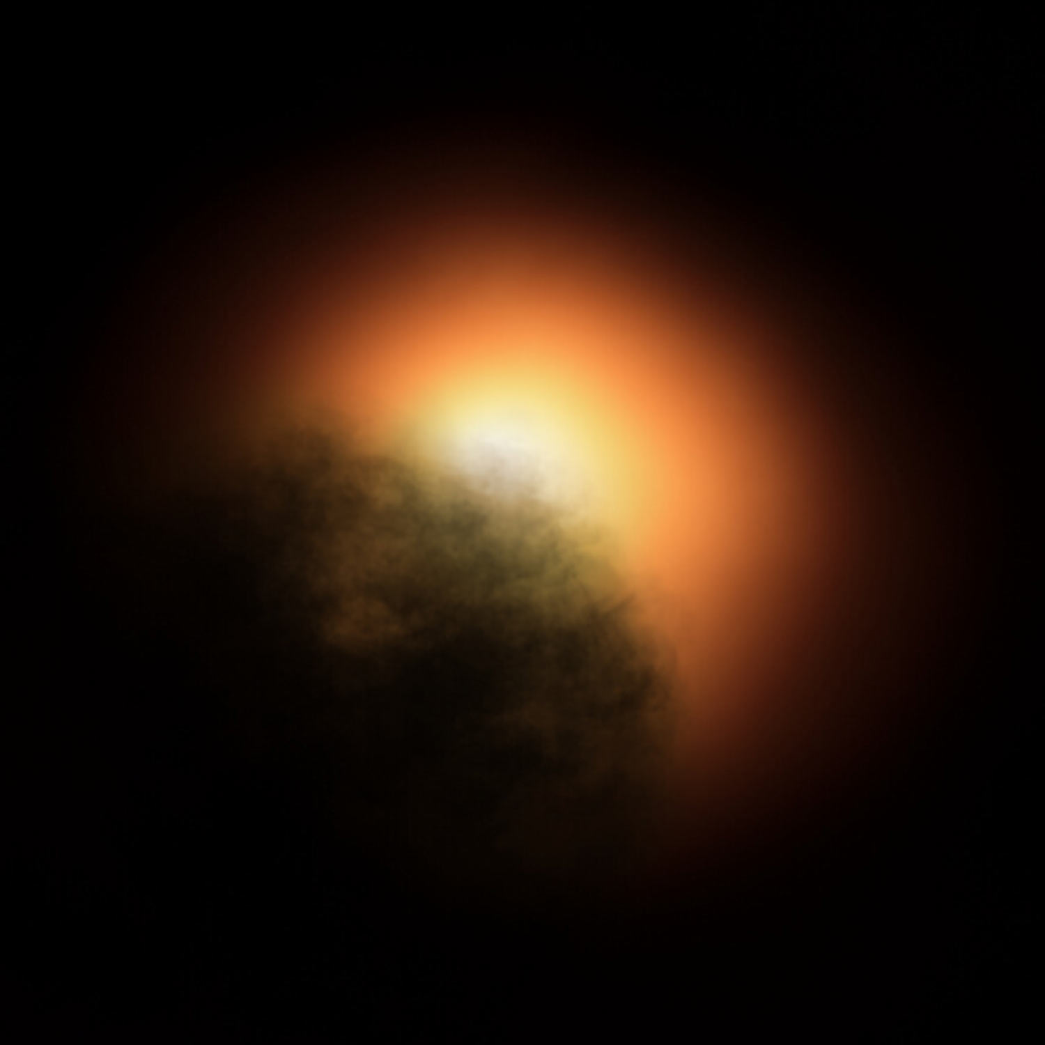 Hubble helps uncover the mystery of the dimming of Betelgeuse